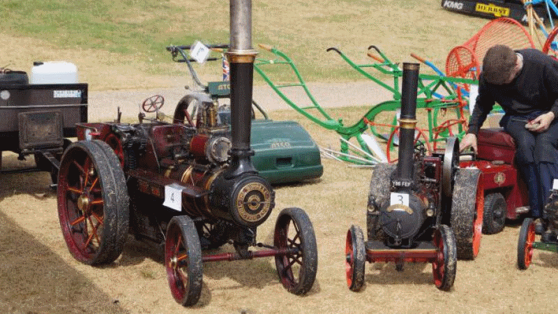Silloth Vintage Rally