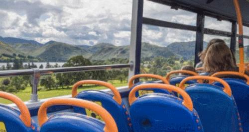 Lake District bus travel