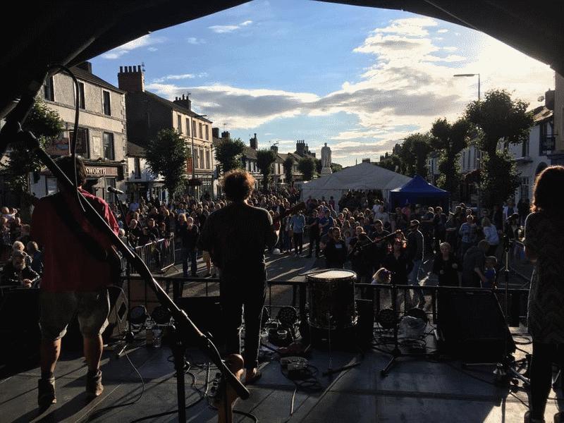 Northbound festival Cockermouth
