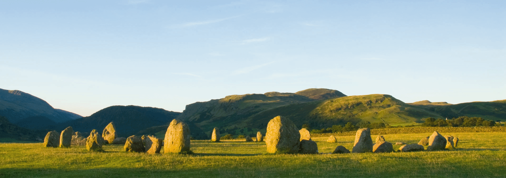 Castlerigg Stone Circle Allerdale Lake District