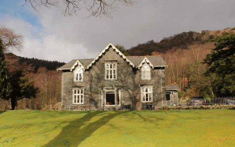 Hazel Bank Country House restaurant Borrowdale