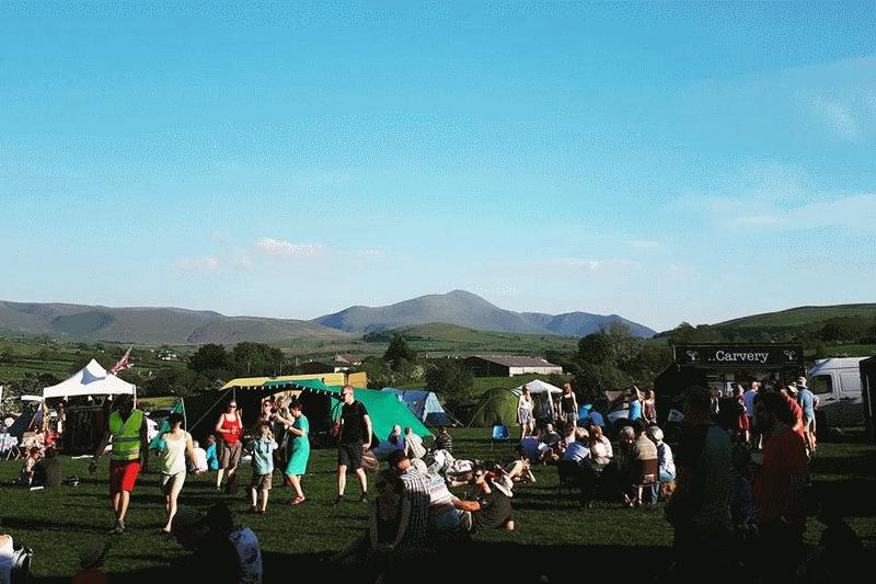 Ireby Festival in Allerdale