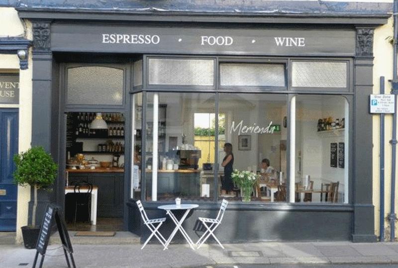Merienda cafe Cockermouth