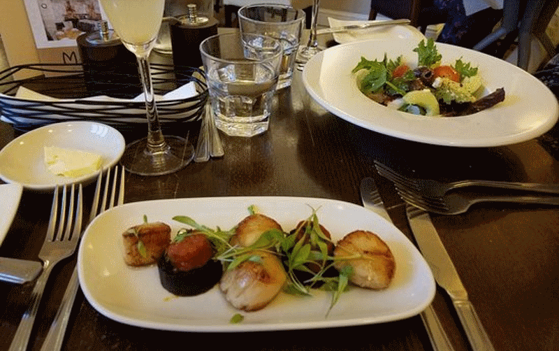 Morrels Restaurant Keswick