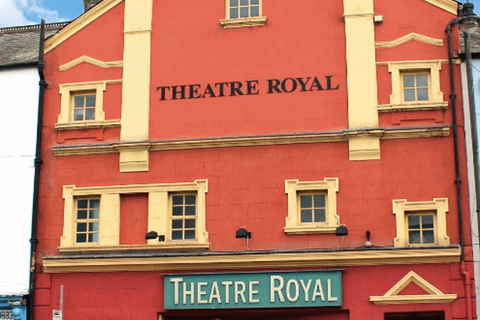 Theatre Royal in Workington