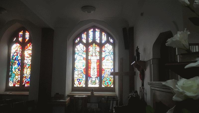 Workington St Michaels Church