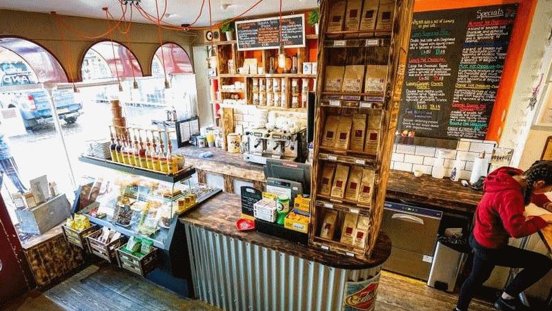 Java Coffee shop Keswick