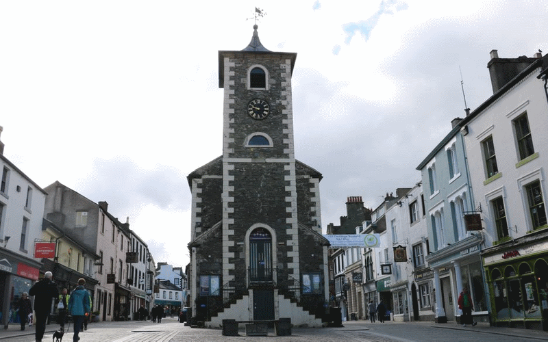 Keswick shops and markets