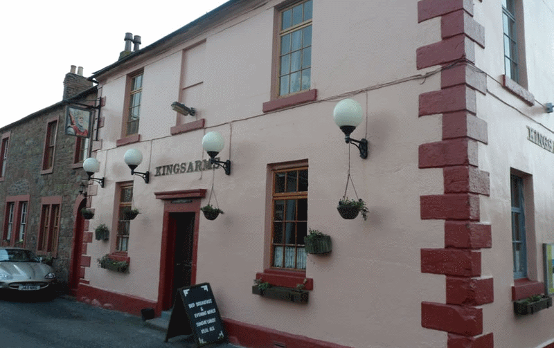 Kings Arms Bowness on Solway