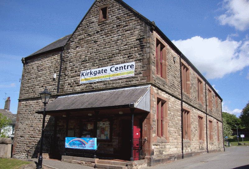 Kirkgate Centre in Cockermouth Allerdale