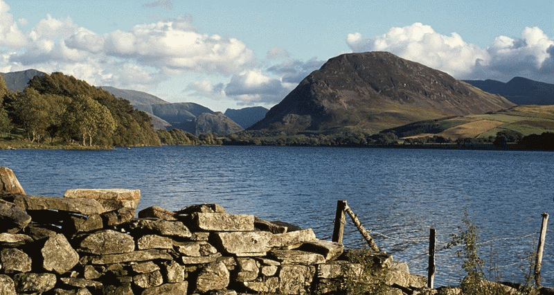 Crummock Water in Allerdale