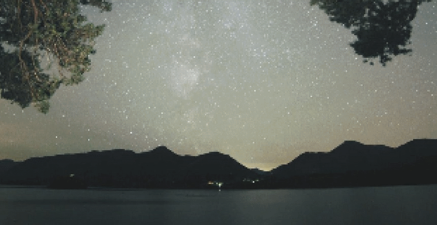 Friars Crag Stargazing in Allerdale