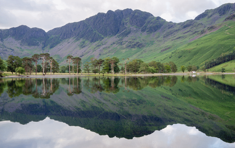 Beautiful Buttermere in Allerdale The Lake District