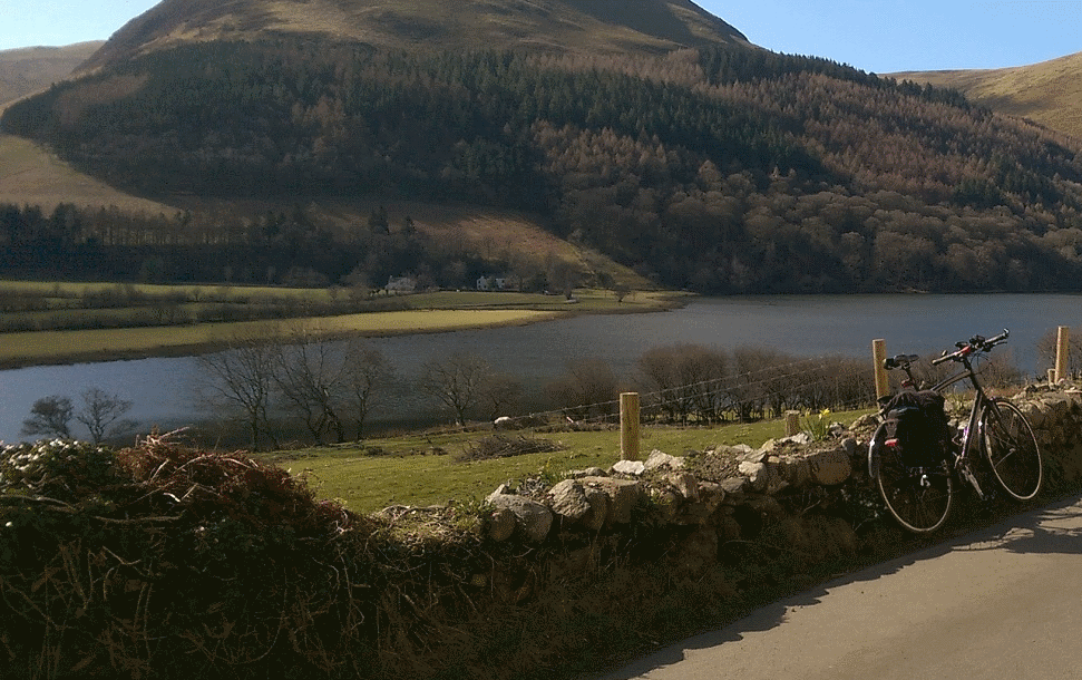 Lake District cycling routes Allerdale