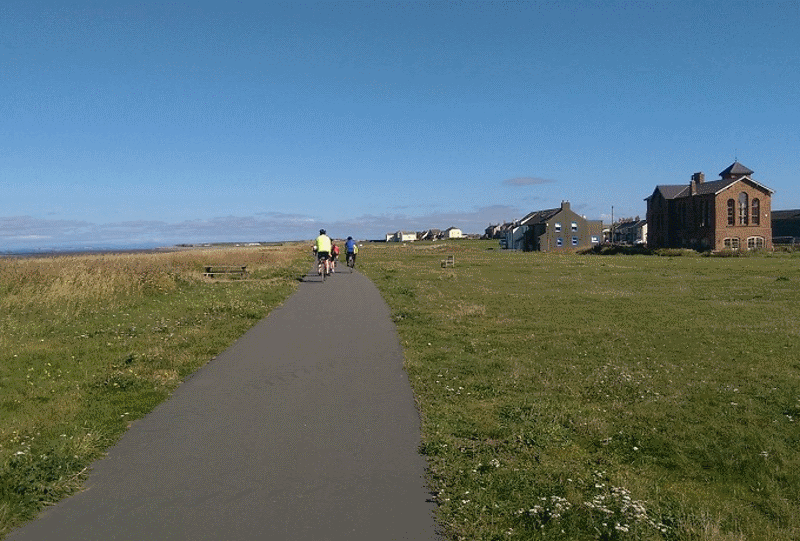 Road cycling in the Lake District Allerdale