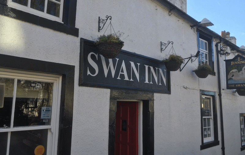 The Swan Inn Cockermouth