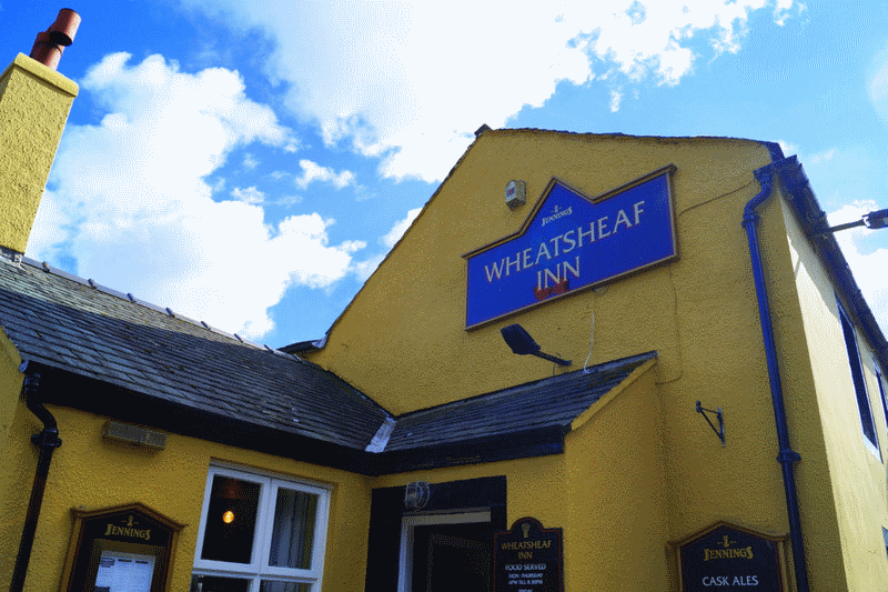 The Wheatsheaf Inn Lorton