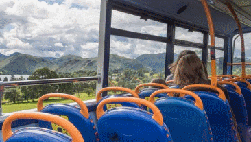 Travelling with disabilities in the Lake District
