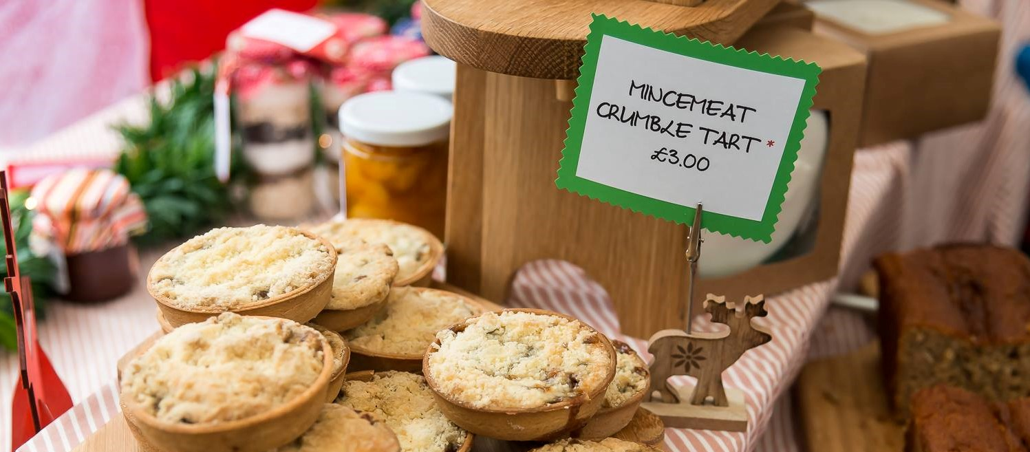 taste cumbria christmas cockermouth