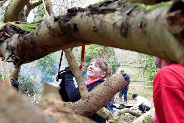 National Trust Coppicing Event