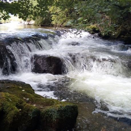caldbeck waterfall