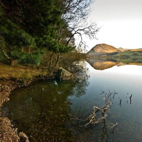 Loweswater lake