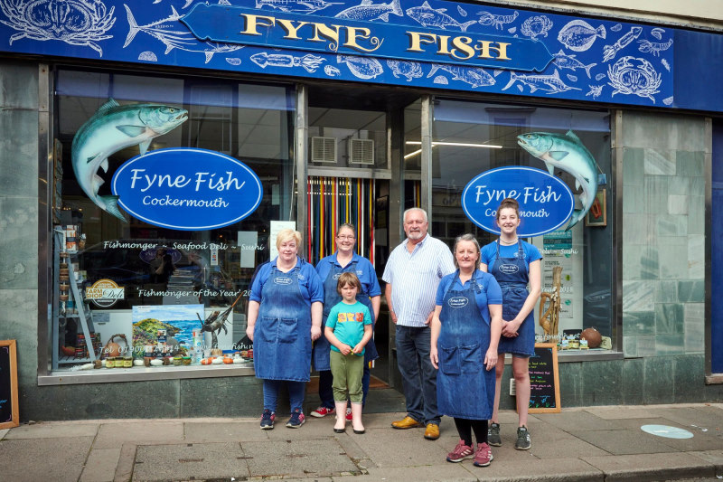 cockermouth fyne fish market